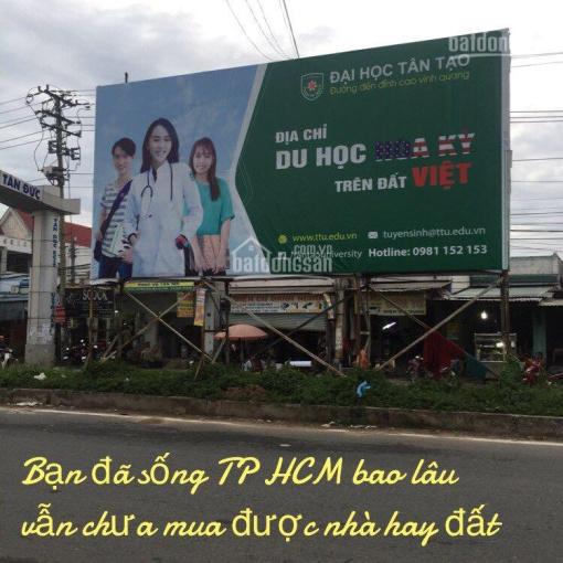 Bán đất Phú Mỹ Hưng 2, Đức Hòa City 5x25m = 1 tỷ 550 triệu đường 20m