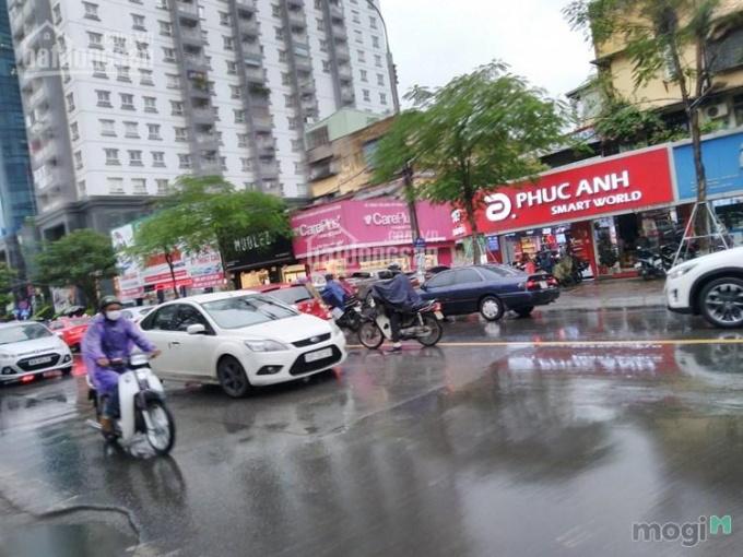 Đẹp nhất mặt phố Thái Hà, hàng mới lên sóng 140m2, 6 tầng, giá 38 tỷ, hiệu suất kinh doanh khủng