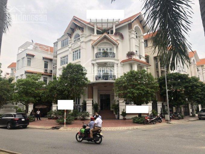 Bán biệt thự cao cấp 2MT khu Him Lam, DT đất 250m2,, sổ hồng. Call 0977771919 ảnh 0