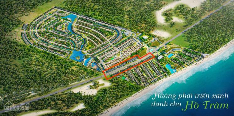 Chính thức mở bán 118 căn shophouse Novaworld Hồ Tràm trục đường ven biển đẹp nhất