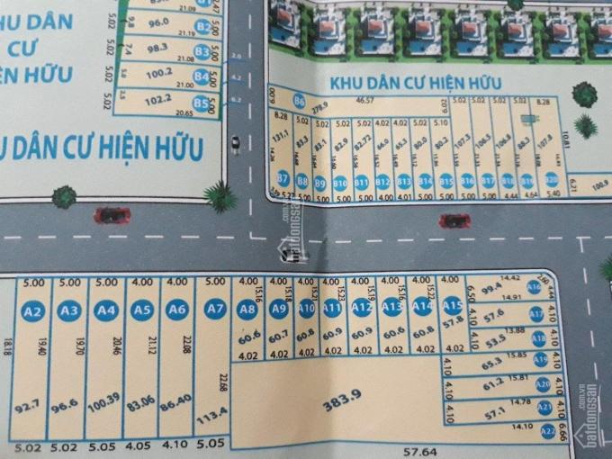 Bán lô đất hẻm 20 đường 160, P. Tăng Nhơn Phú A, Quận 9, 83m2, ngang 5m, đường 8m