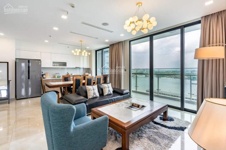 Quang Hiếu cho thuê căn hộ Masteri Millennium 3pn giá tốt , Liên hệ 0909 770 115
