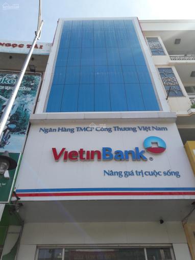 Cho Thuê Toà Nhà 4 Tầng MT 7m, Thang Máy Đường Hoàng Hoa Thám