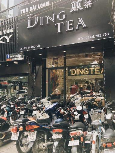 Chuyển nhượng cửa hàng Dingtea 163 Giảng Võ, tuyến phố sầm uất nhất khu vực Đống Đa