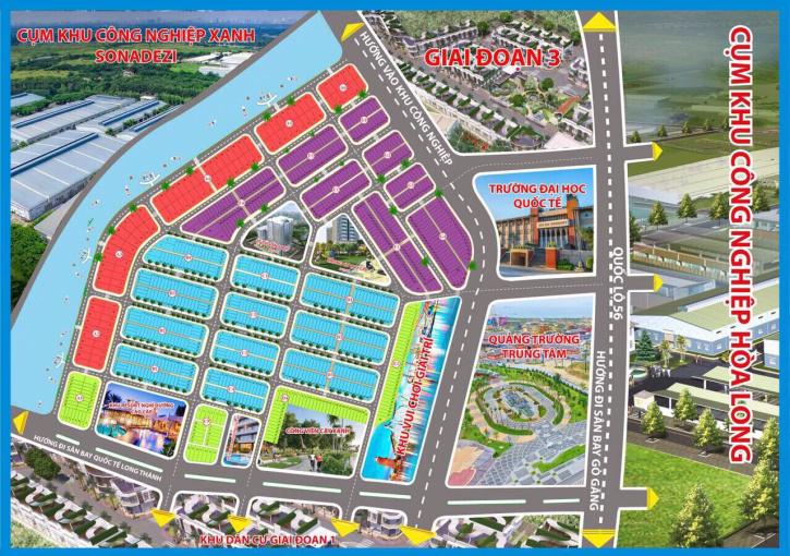 Đất chính chủ ngay mặt tiền cần tiền nên bán gấpLH:0903323547