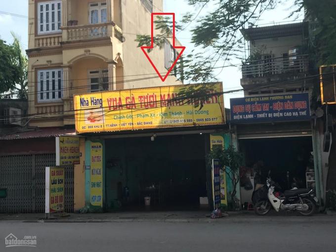 Nhà trung tâm TT Nếnh, Việt Yên, Bắc Giang (gần hiệu ảnh Minh Vinh)
