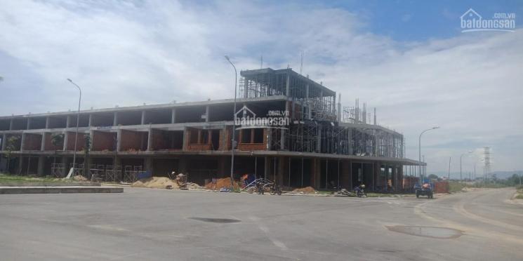 Shophouse 5 tầng khu đô thị Phú Mỹ mặt đường 50m - Sổ đỏ trao tay, nhận ngay nhà ở - 0702769763