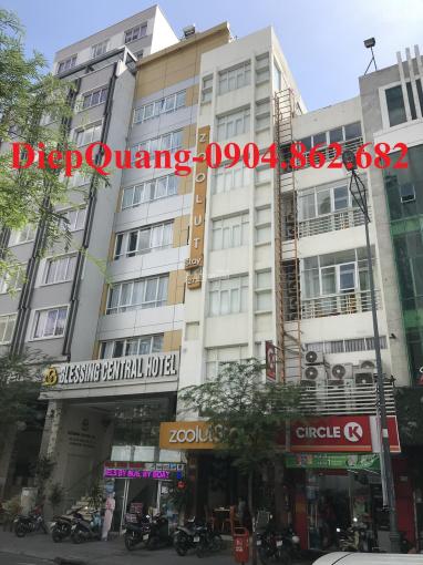 Bán gấp nhà mặt tiền đường Thành Thái, P14, Quận 10. DT: 9,1x29m