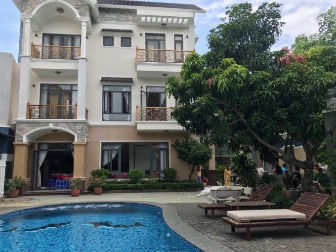 Cho thuê dài hạn biệt thự đường Trần Khắc Chung, phường 7, TP Vũng Tàu
