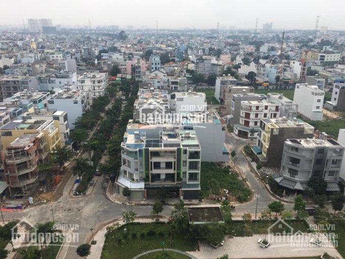 Cần sang gấp lô đất KĐT Hiệp Thành City, Q12. MT Nguyễn Thị Búp, giá 27,5tr/m2, SHR, LH 0932619291