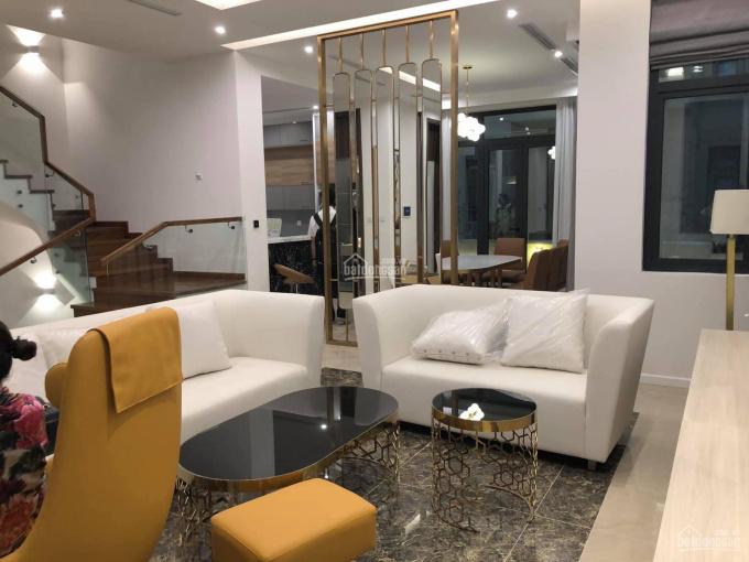 Biệt thự Ba Son, Quận 1, Vinhomes Golden River cho thuê giá 180tr gồm nội thất. 0909029108