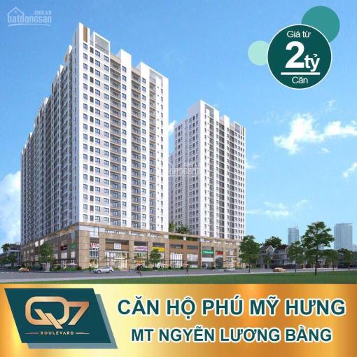 Hưng Thịnh bán căn hộ MT Nguyễn Lương Bằng (60m) chỉ 2,3tỷ/2PN, 18 tháng nhận nhà LH: 0908.9878.04
