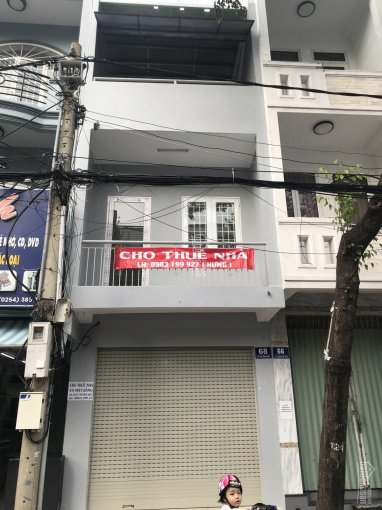 Cho thuê nhà mặt tiền 68 Lý Thường Kiệt, P1, TP Vũng Tàu