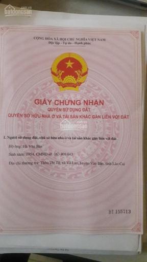 IQland - Bán 1,5 ha khu du lịch huyện Văn Bàn Lào Cai, khuôn viên Vip giá cả rất rẻ cho quý khách