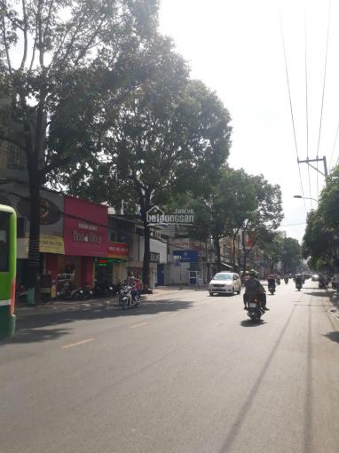 Bán nhà mặt tiền đường Thành Thái, P.14, Q10, DT: 9 x 28m nở hậu 16m, nhà 2 lầu, giá chỉ 67 tỷ