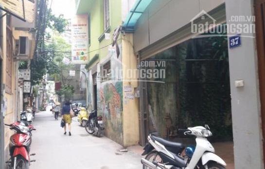 Bán nhà 130.4m2 x 3 tầng cũ, ngõ 41 Thái Hà, thuận tiện xây lại vừa ở vừa cho thuê