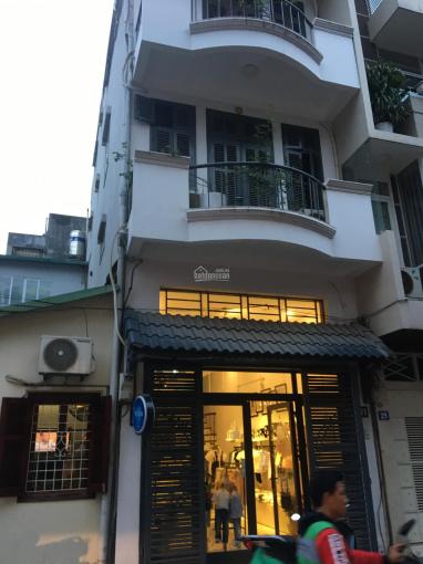 Cho thuê nhà mặt phố Dã Tượng, 50m2, MT 4m, nhà 4 tầng