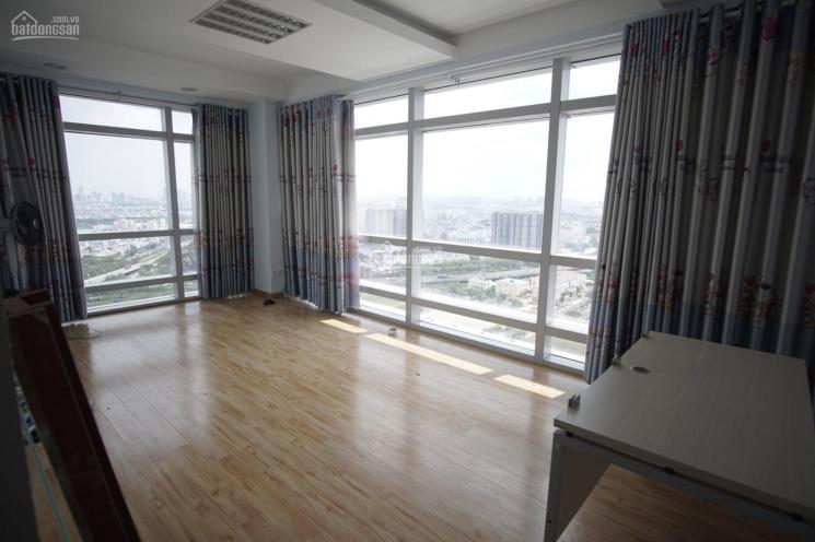 Cho thuê CH chung cư Petroland, Phú Mỹ Hưng, Q7 - view góc 2 MT 150m2 - LH 0927966092