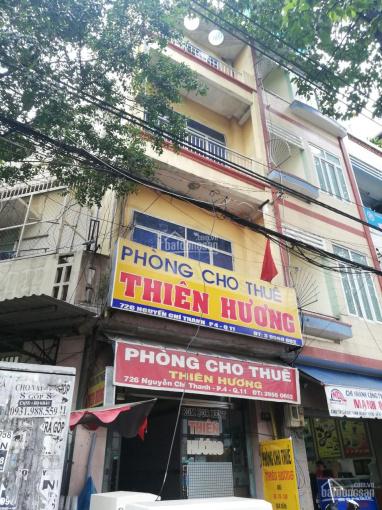 Bán khách sạn Thiên Hương 19 phòng mặt tiền 176 đường Nguyễn Chí Thanh