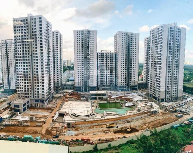 Kẹt tiền trả ngân hàng CC bán CHCC SG South Residences view đẹp nhất, 71.42 m2 chỉ 2.650 tỷ