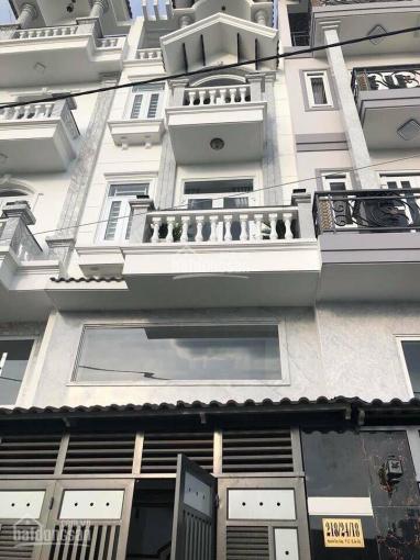 Cho thuê nhà HXT 6m đường Phan Huy Ích gần ngã 3 Bùi Quang Là, P12, Gò Vấp