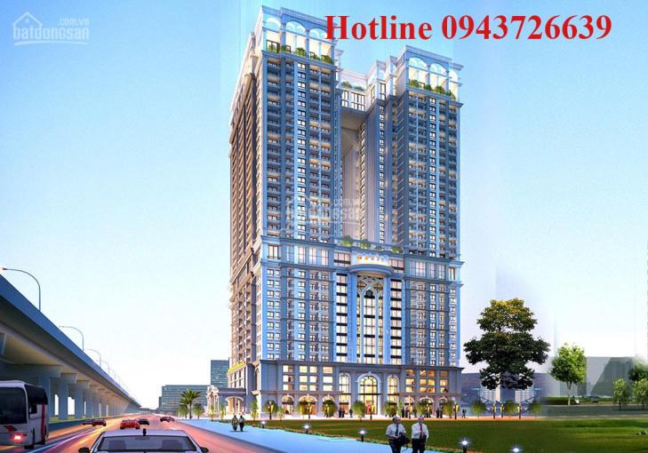 Cho thuê văn phòng, mặt bằng thương mại tại Sunshine Center, 16 Phạm Hùng, Nam Từ Liêm, HN