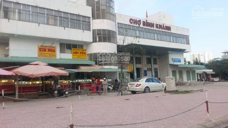 Bán đất KDC Bình Khánh Q2 ngay chợ Bình Khánh, 2,8 tỷ, 80m2, SHR - 0931346606 Nhi (miễn trung gian)