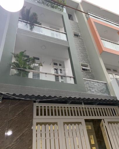 Bán nhà đường Thống Nhất, Gò Vấp 5,2x10m, 3 lầu, hẻm 5m, giá 5,3 tỷ. LH 0947734679