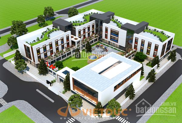 Cần cho thuê trường liên cấp tại tại quận Long Biên với diện tích 1ha
