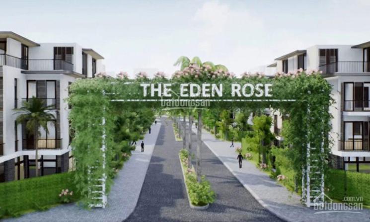 Cho thuê 2949.6m2 nhà trẻ trong dự án Eden Rose Thanh Trì. Diện tích xây dựng sàn 720m2 x 2 tầng
