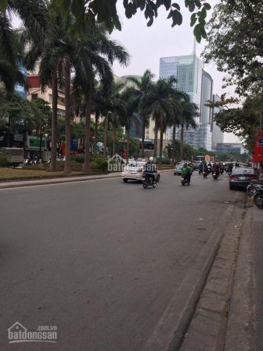 Bán nhà mặt phố Ngụy Như Kon Tum, kinh doanh tốt, gara, vỉa hè rộng, DT: 60m2, chỉ 13,5 tỷ