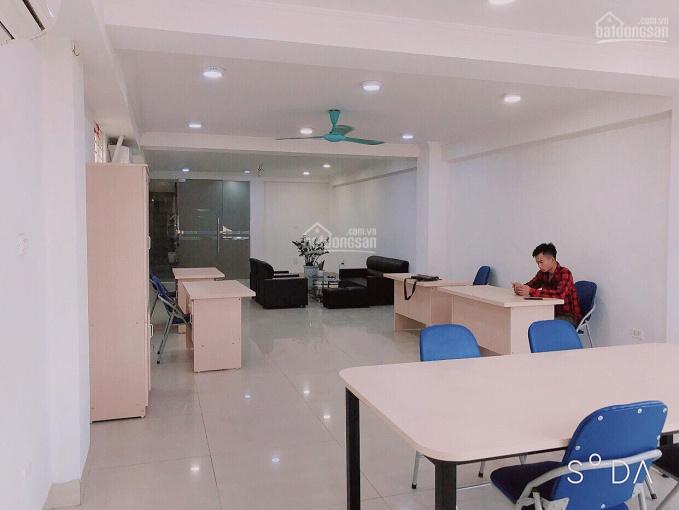 Văn phòng 55m2 tòa VP 8 tầng MP Lê Trọng Tấn, full DV, SD ngay, VT đẹp, giá tốt. LH: 0921.389.255