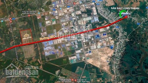 Đất nền ngay khu sân bay Long Thành giá gốc CĐT Liên hệ 0396387105