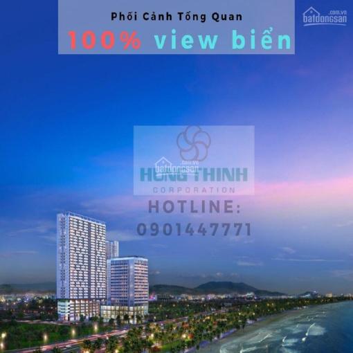 Kẹt tiền bán gấp căn hộ Quy Nhơn Melody, TT 350 triệu