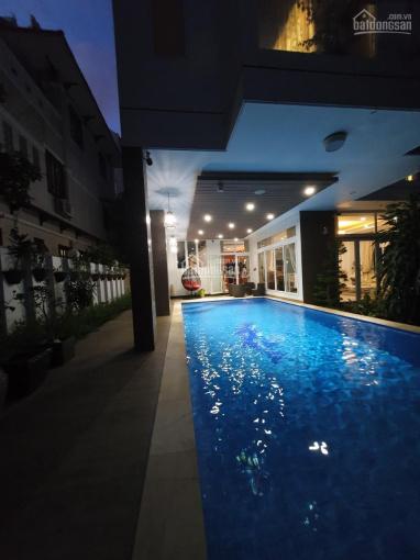 Chính chủ cần cho thuê siêu biệt thự có hồ bơi Phú Mỹ Hưng quận 7 (LH Em Cương)