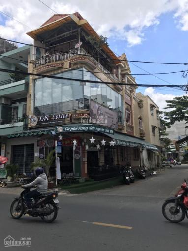Góc 2MTKD đường Văn Cao, P. Phú Thạnh. DT: 4x17m nhà 2 lầu sân thượng, hẻm hông 9m đủ lộ giới