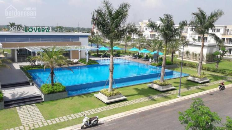Bán 3 căn nhà phố Lovera Park nhà thô GĐ3 - 5x15m và 7x15m - Giá tốt nhất hiện tại - Vay NH 70%