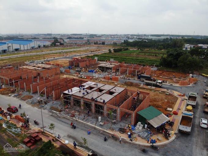 Mở bán khu nhà phố chỉ với 540 triệu/căn vị trí bậc nhất Tân Phước Khánh, Bình Dương