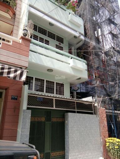 CC cho thuê nhà mặt tiền Lê Thị Hồng Gấm, P. Nguyễn Thái Bình DT 7.5x30m 4T