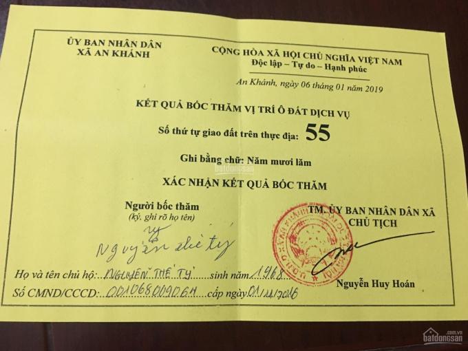 Bán đất dịch vụ Yên Lũng 10% sát Đại Lộ Thăng Long và khu ĐT Nam An Khánh