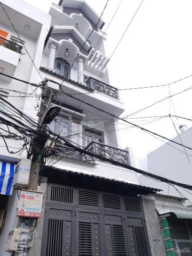 Bán nhà hẻm 688 Hương Lộ 2, Quận Bình Tân, đường rộng 8m thông