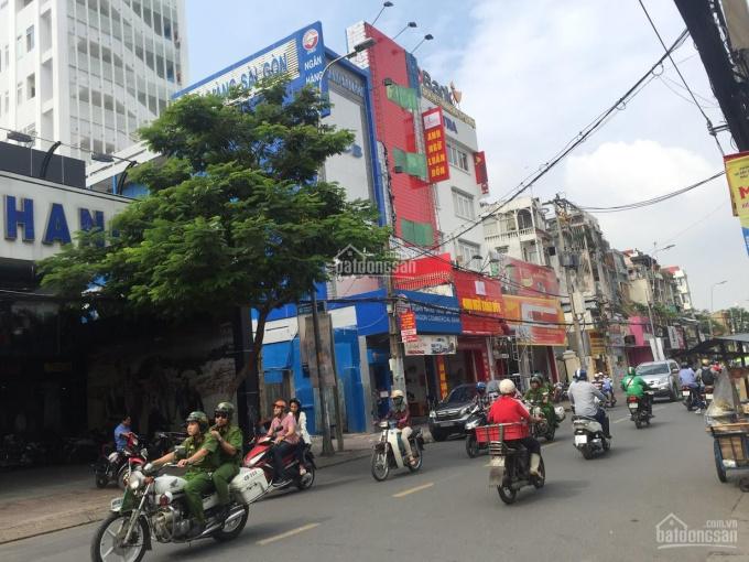 Bán nhà mặt tiền Trường Chinh, P12, Tân Bình, (4*24m), XD 4 tầng giá chỉ 18 tỷ