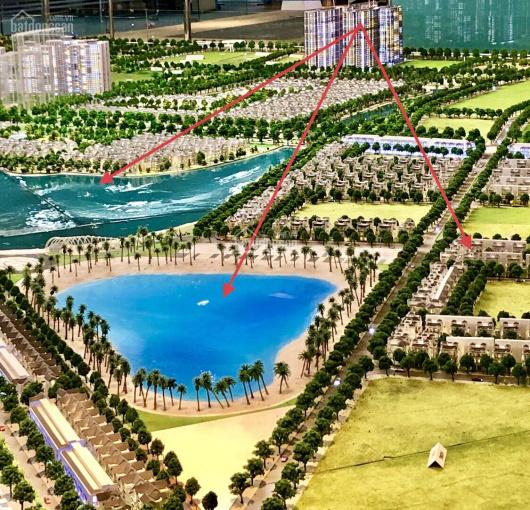 Sống đẳng cấp với căn hộ view biển đầu tiên ở Hà Nội, căn góc 4PN, 108m2, LH 0966690888
