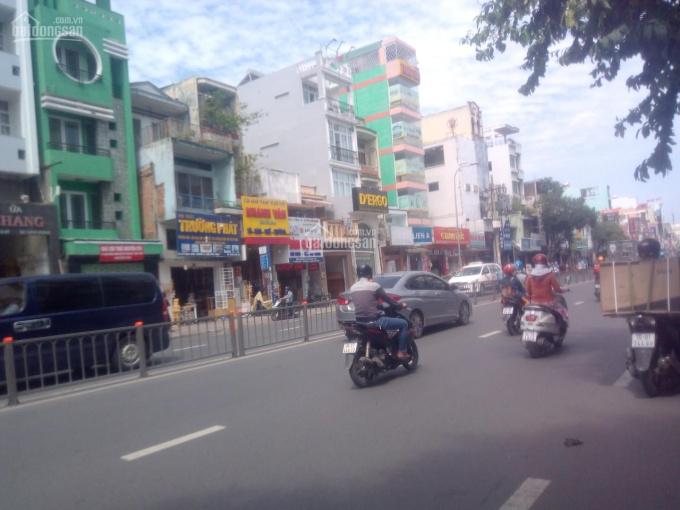 Bán nhà MT Nguyễn Thái Sơn, P4, Gò Vấp, DT: 7.2x25m nhà 2 lầu mới, giá: 15.9 tỷ TL, LH: 0988443449