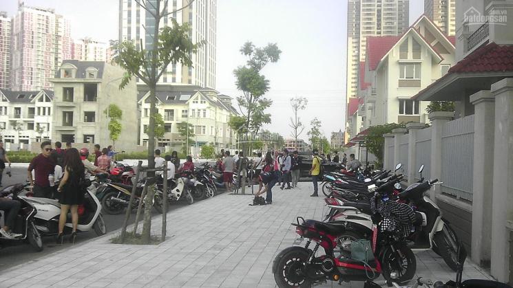 Bán căn biệt thự Dương Nội mặt đường 40m dãy L12 góc ngã tư cạnh tòa nhà Nam Cường