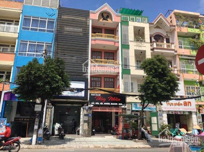 Bán rẻ nhà mặt tiền nội bộ đường Số 1 Cư Xá Chu Văn An, P26, DT 4mx9m, 4 tầng. LH 0938.65.365
