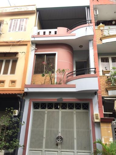 Bán nhà hẻm 8m đường Gò Dầu, 2 mặt tiền, ngay công viên, 4x18m, đúc 3tấm, giá 7,6tỷ TL. Q Tân Phú