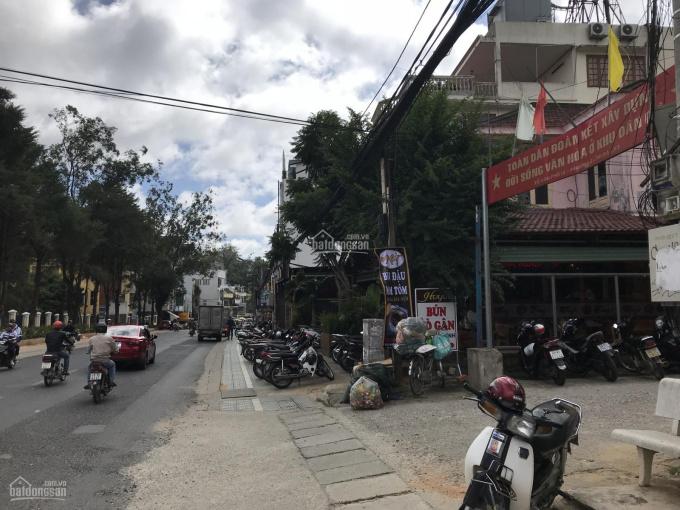 Bán đất, nhà hai mặt tiền đường Bùi thị Xuân, phường 2, TP Đà lạt