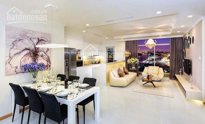 Cho thuê căn 1 phòng ngủ, 52m2, căn hộ New City Thủ Thiêm, full nội thất, view hồ bơi, công viên