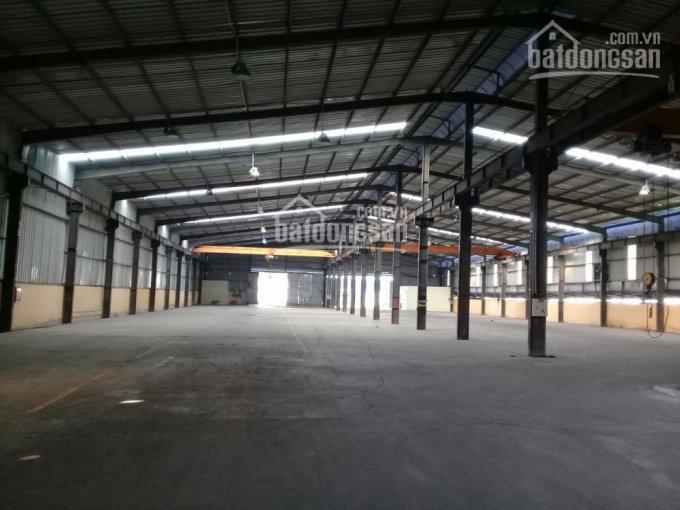 Cho thuê kho xưởng DT: 1500m2, 2200m2, 3000m2 tại CCN Hà Bình Phương, Thường Tín. LH: 0903425299